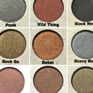Crown pro glam metals eyeshadow